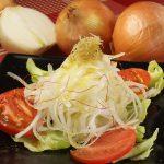 淡路玉ねぎのサラダ